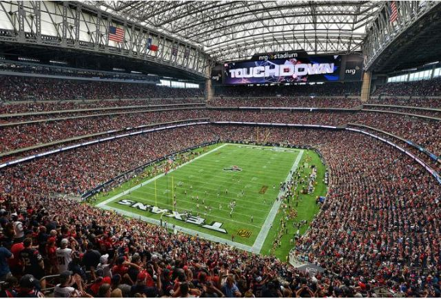 NRG Stadium, Houston Texans football stadium - Stadiums of Pro Football