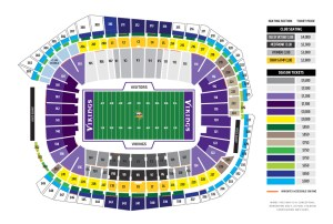 US Bank Stadium, Minnesota Vikings football stadium
