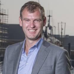 Stadspartij-wethouder Pieter Kos