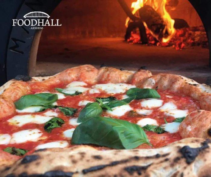 Foodhall arnhem pizza