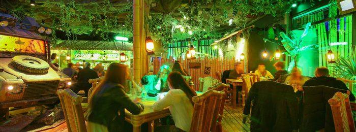 beachclub bamboo