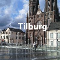 Tilburg stadsstranden