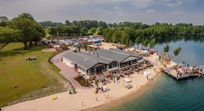 Amici Beach (Effelder - Duitsland)