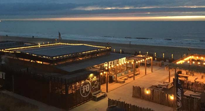 Beachclub Far Out (Zandvoort)
