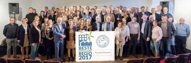 Circulair Friesland ABN AMRO Circular economy Award