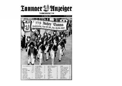Jahresanzeiger 2006