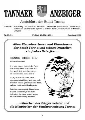 Amtsblatt März 2004