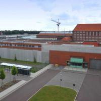 Zwei führende subkulturelle Lager im Brandenburger Gefängnis