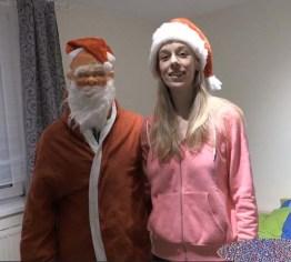 geiler Weihnachtstag