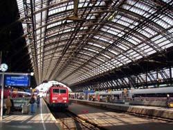 hauptbahnhof Köln