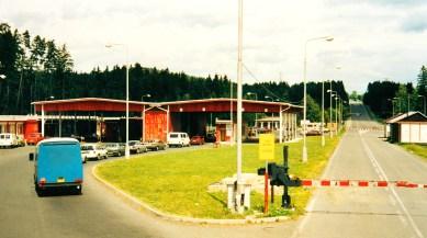 Grenzübergang Waidhaus