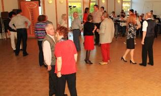 Unsere Gäste beim Tanzen
