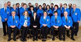 Orchester 2008 - in Reih und Glied
