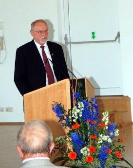 Festrede des Vertreters des Hessichen Musikverbandes - Albert Kröger