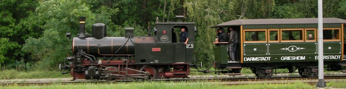 130 Jahre Straßenbahn von Griesheim nach Darmstadt