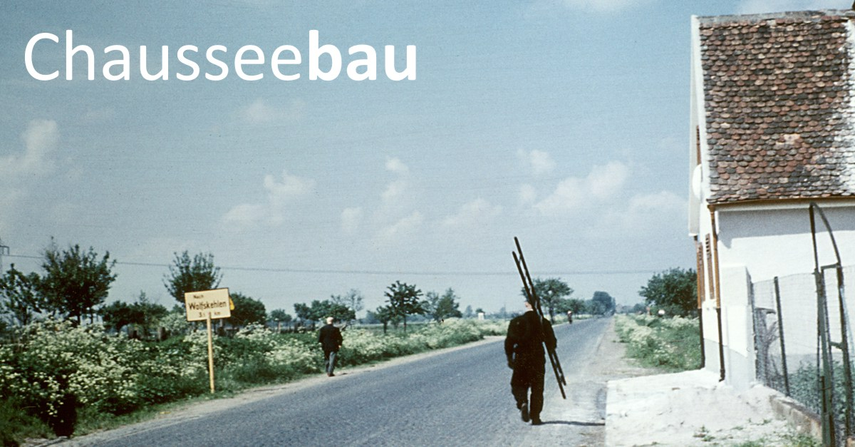 Chausseebau