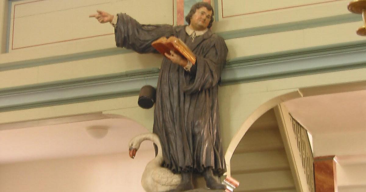 Reformation in Griesheim