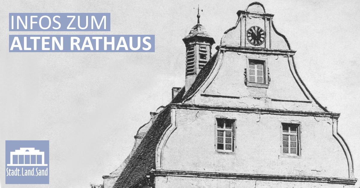 Das alte Rathaus von Griesheim