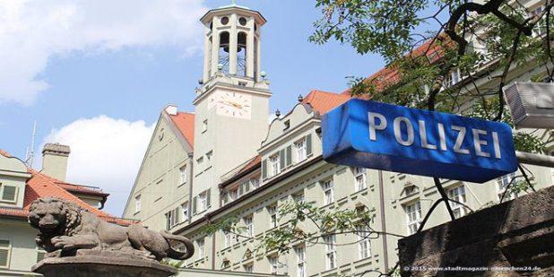Polizeipräsidium München