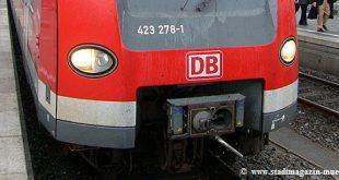 S-Bahn München Front