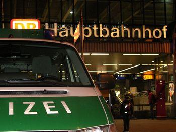 Polizei Hauptbahnhof München