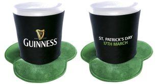Guinness Hut St. Patricksday