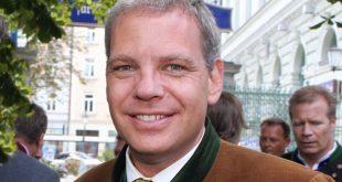 Hofbräukeller-Wirt Ricky Steinberg