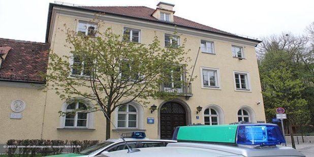 Polizeiinspektion München-Au