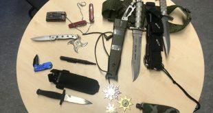 Waffenarsenal bei einem Reichsbürger in München gefunden Quelle Foto Polizei München
