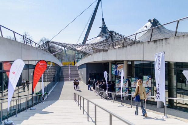 Immobilienmesse München Kleine Olympiahalle Quelle Foto: Veranstalter