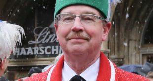 Stadtrat Alexander Reissl als Schirmherr der Schäfflertanzsaison 2019