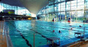 Olympia-Schwimmhalle Olympiapark München
