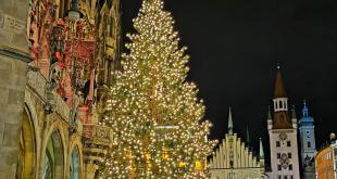 Christkindlmarkt München Marienplatz 2019