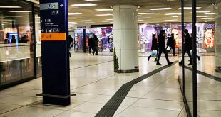 Zwischengeschoss Hauptbahnhof München