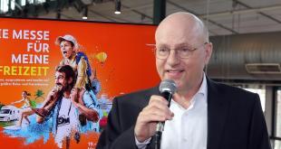 Reinhard Pfeiffer, Messe München