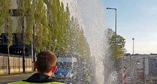 Springbrunnen Schäftlarnstraße
