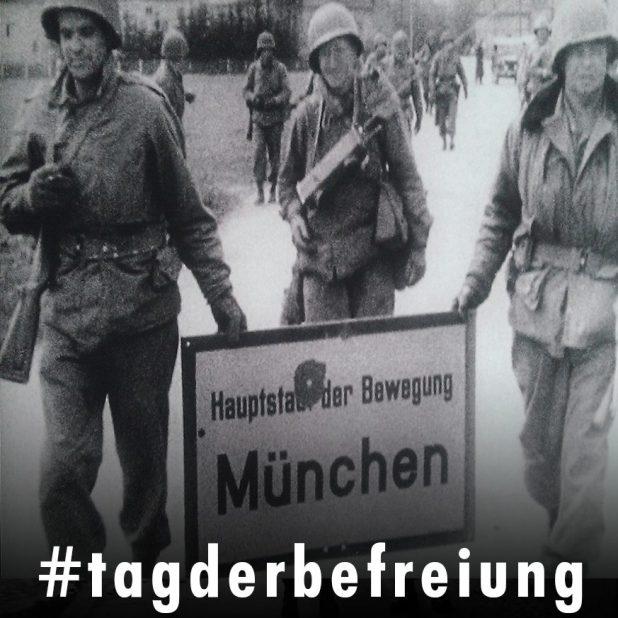 75 Jahre Tag der Befreiung in München