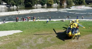 Mann tot aus der Isar in München geborgen