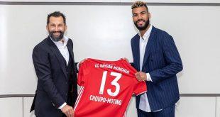 FC Bayern Neuzugang Choupo-Moting