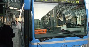 Linienbus MVG