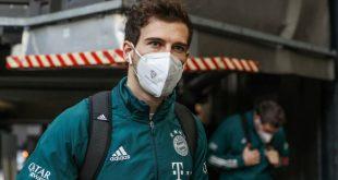 FC Bayern Spieler Leon Goretzka und Javi Martinez positiv auf Corona getestet