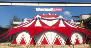 Lilalu Ferienprogramm - Zelt der Möglichkeiten