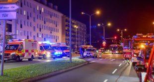 Wohnungsbrand Neustifter Straße München