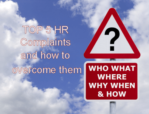 Top 5 Complaints About Human Resource Department and How to Overcome Them
