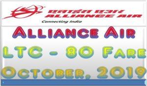 alliance-air-ltc-80-fare-oct-2019