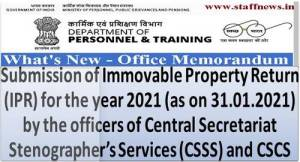 submission-of-immovable-property-return-for-the-year-2021-by-csss-and-cscs