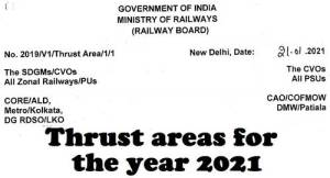 thrust-areas-for-the-year-2021-railway-board
