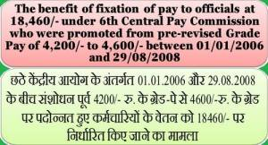 fixation-of-pay-of-government-officials-at-18460-under-6th-cpc