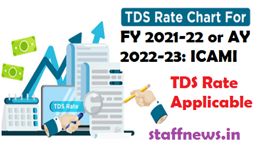 tds-rate-applicable-for-fy-2021-22-or-ay-2022-23-icami