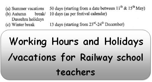 working-hours-and-holidays-vacations-for-railway-school-teachers